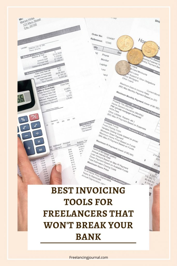 Best Invoicing Tools for Freelancers