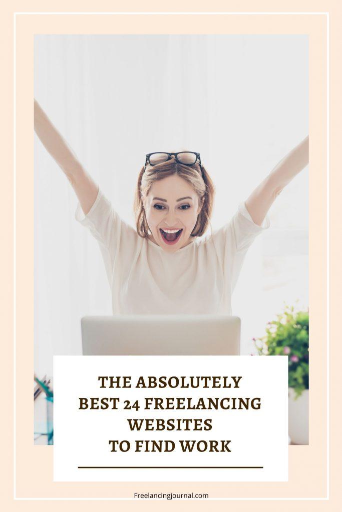 Freelancing Websites to Find Work