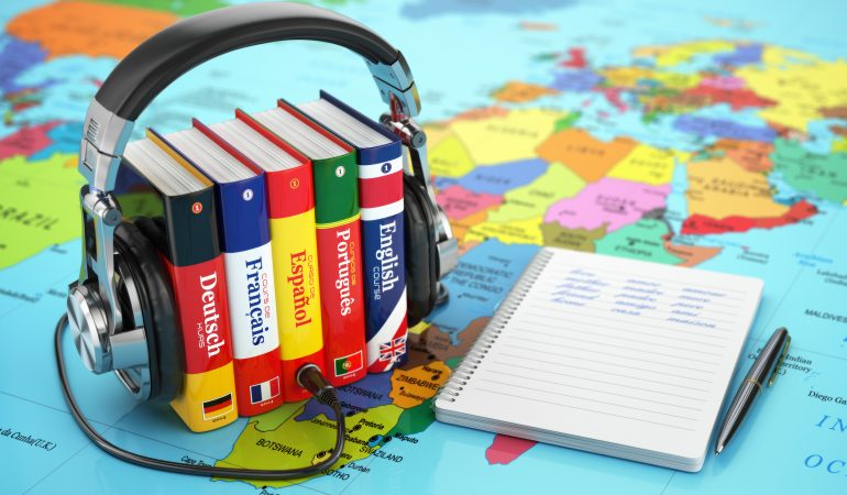 Learning languages online Freelancers