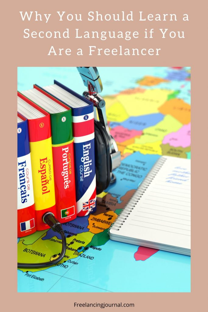 Why You Should Learn a Second Language if You Are a Freelancer
