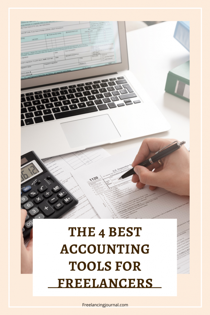 4 Best Accounting Tools for Freelancers