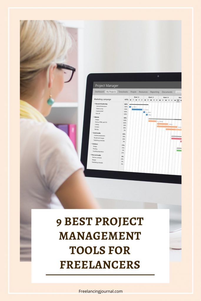 9 Best Project Management Tools for Freelancers