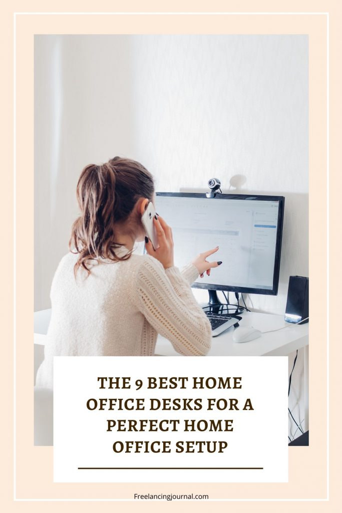 Best Home Office Desks for a Perfect Home Office Setup