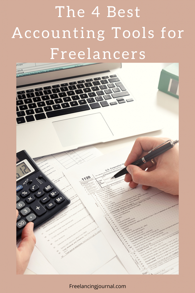 The 4 Best Accounting Tools for Freelancers