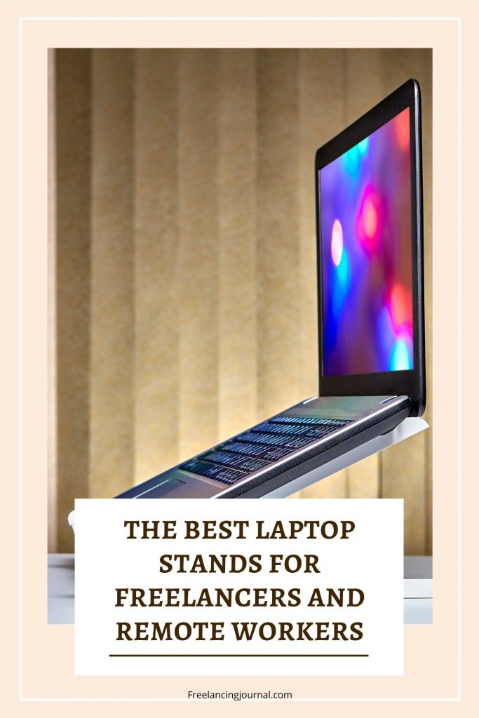 Best laptop stands for freelancers