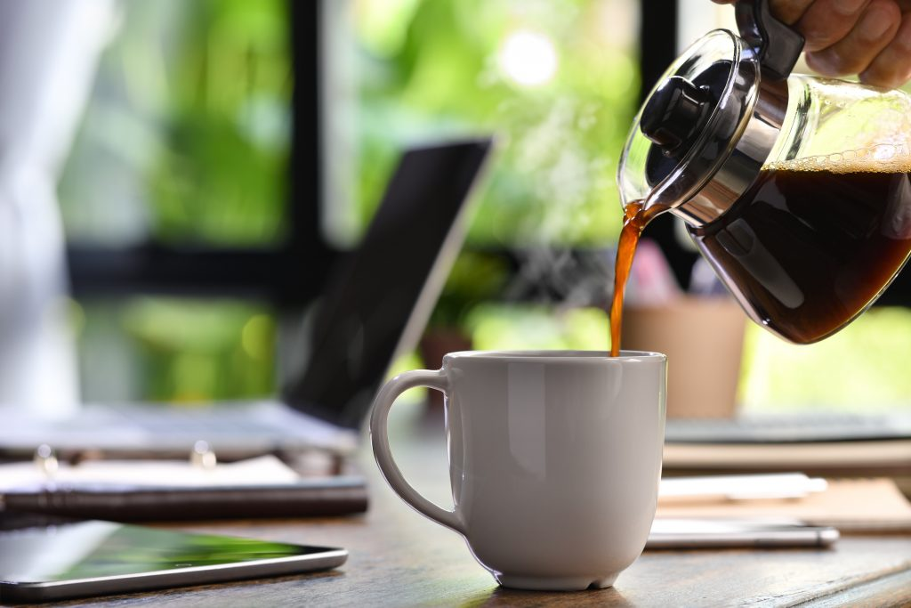 Best coffee makers for working from home