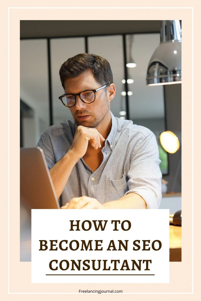 Become an seo consultant