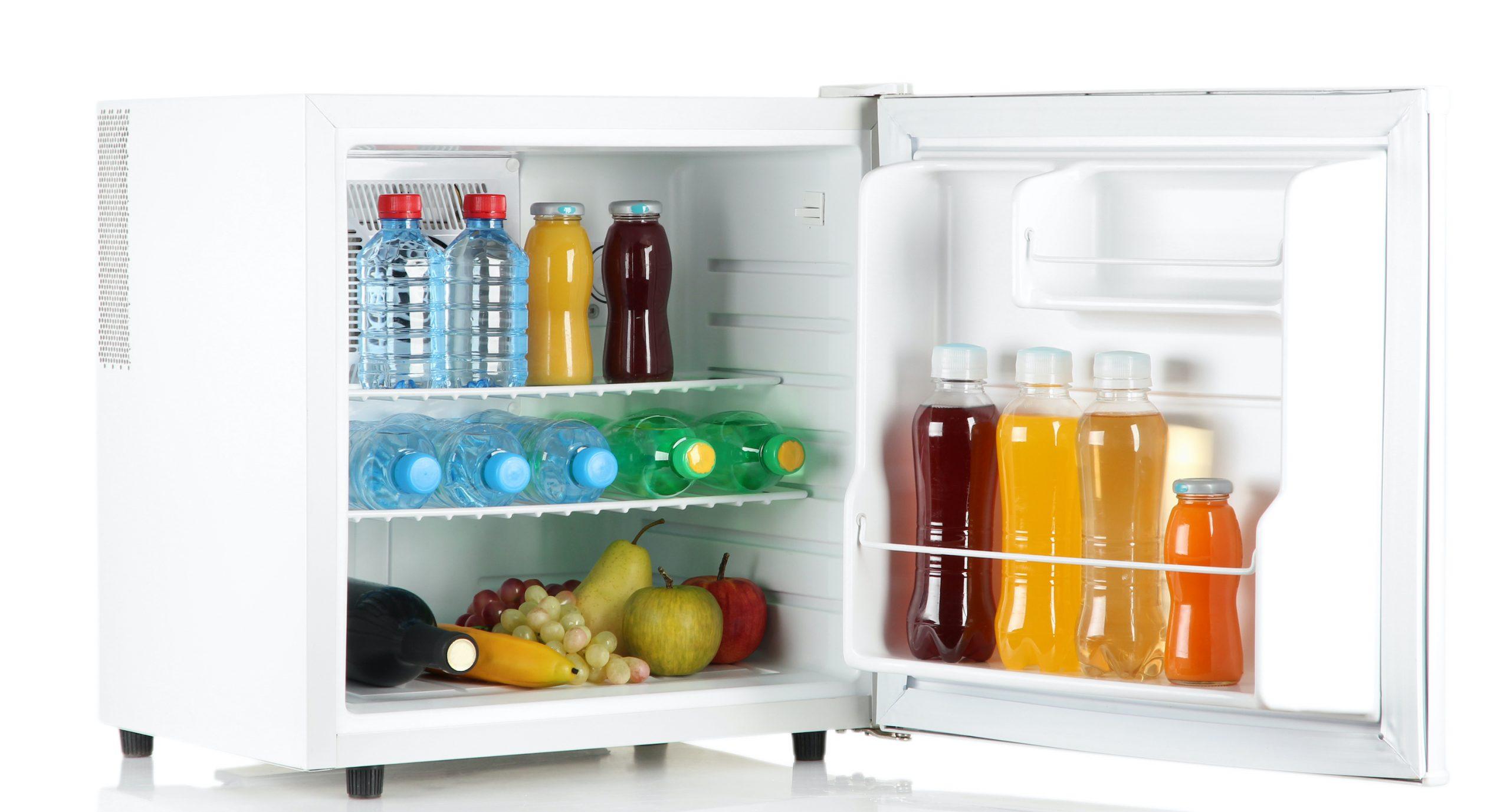 mini fridge office