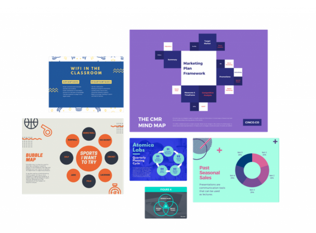 Canva Review Graphics