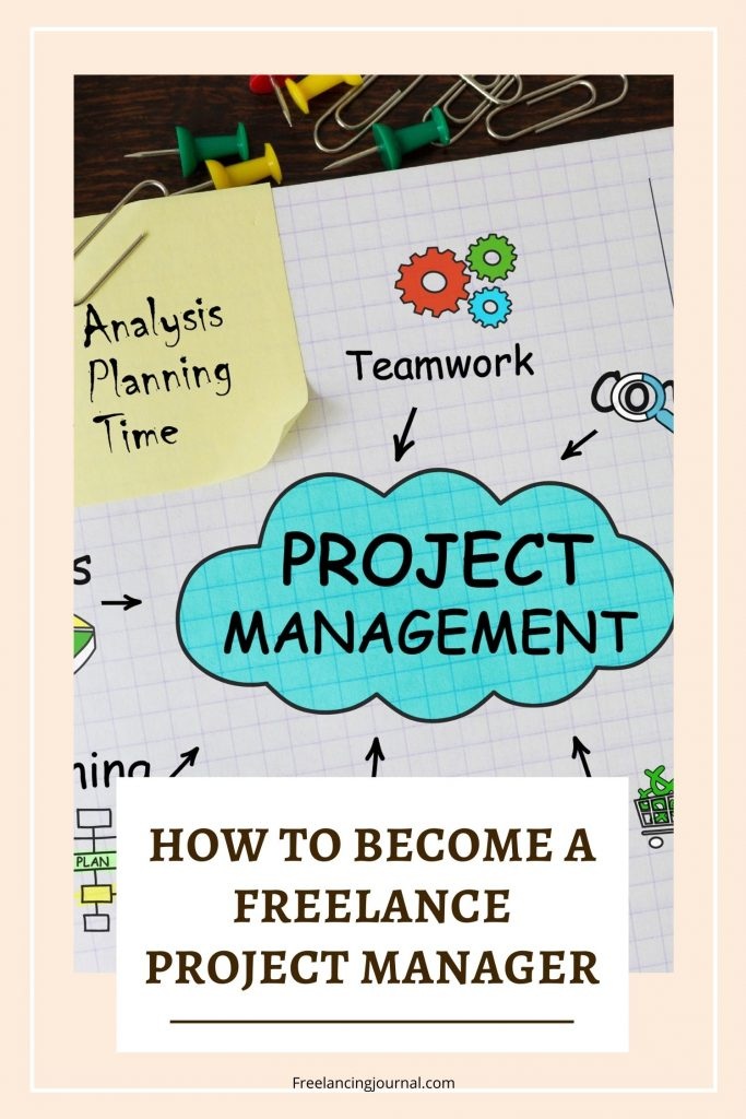 Become a Freelance Project Manager