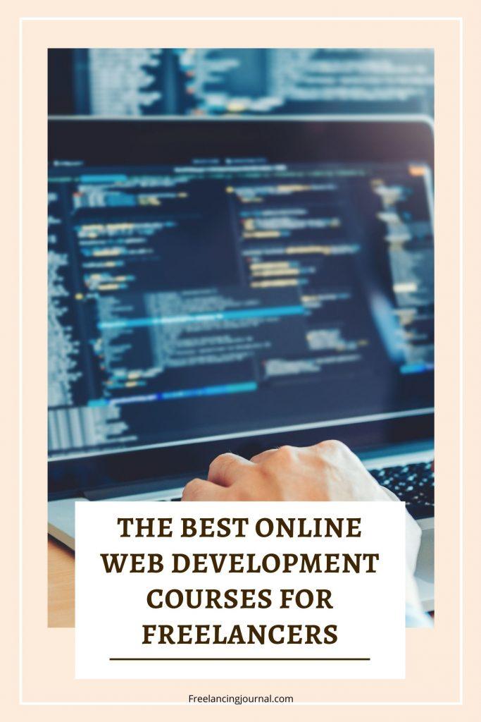 Best Online Web Development Courses for Freelancers