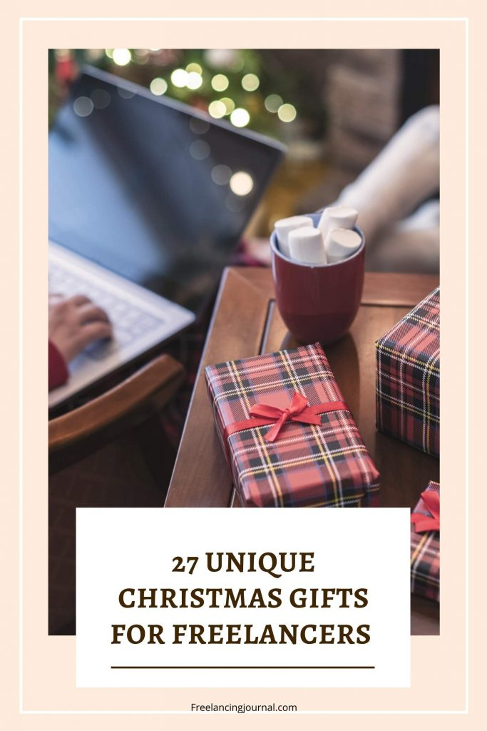 Unique Christmas Gifts for Freelancers