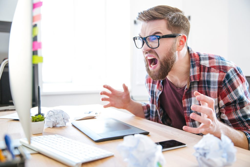 Angry Freelancer