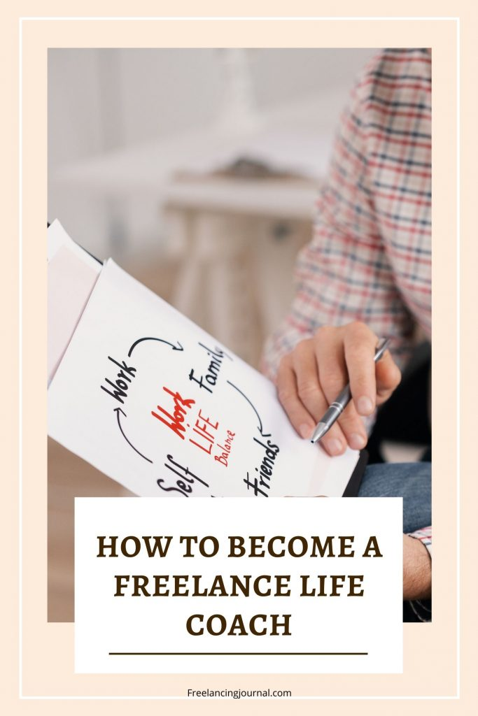 How to Become a Freelance Life Coach